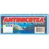 ANTINICOTEA reserve filters x 10