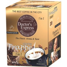 FRAPPE instant coffee