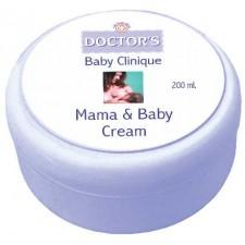 MAMA & BABY cream 200ml.